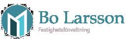 Bo Larssons Fastighetsförvaltning Logo